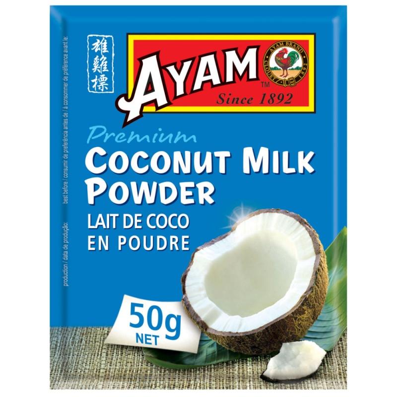 latte di cocco in polvere-50g-1