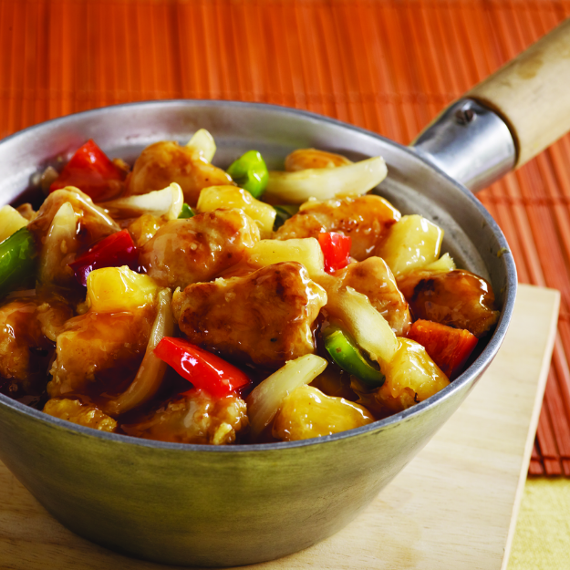 Chicken Sweet & Sour Sauce